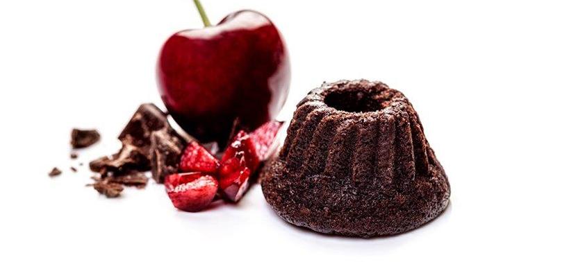 Schokolade-Kirsche